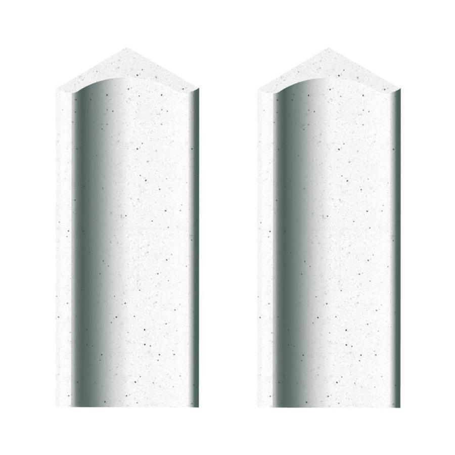 Transolid Decor Matrix Summit Shower Wall Corner Cove Piece