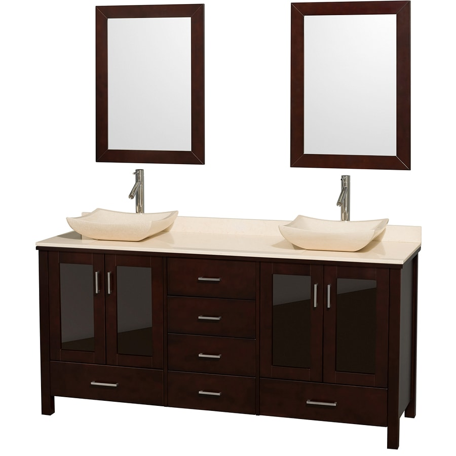 Awesome  36 Beliza 36quot Single Sink Bathroom Vanity Set  Vanity Top Included