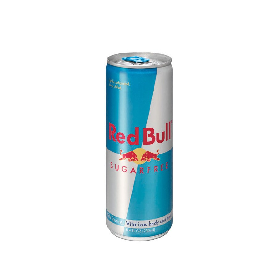 8.4-fl oz Red Bull Sugarfree
