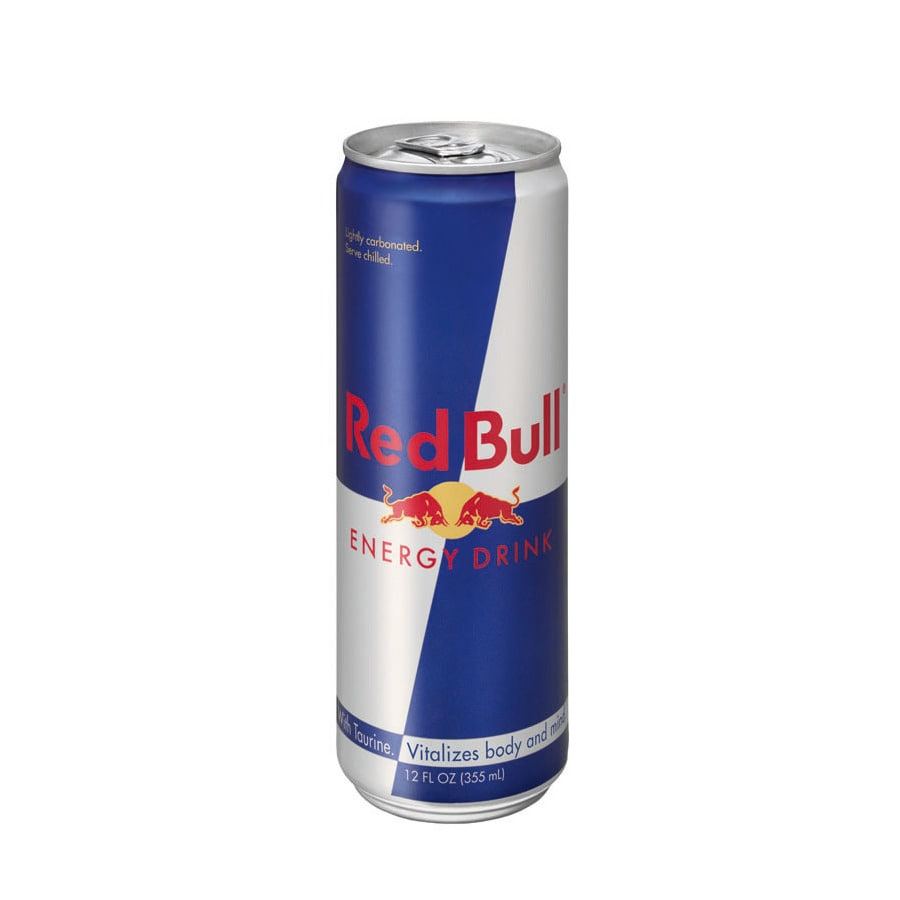12-fl oz Red Bull