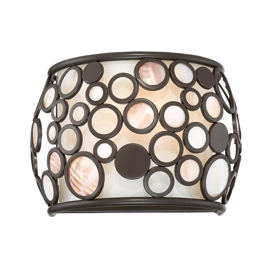 Quoizel Fairgate Powder Coat Bronze Bathroom Vanity Light