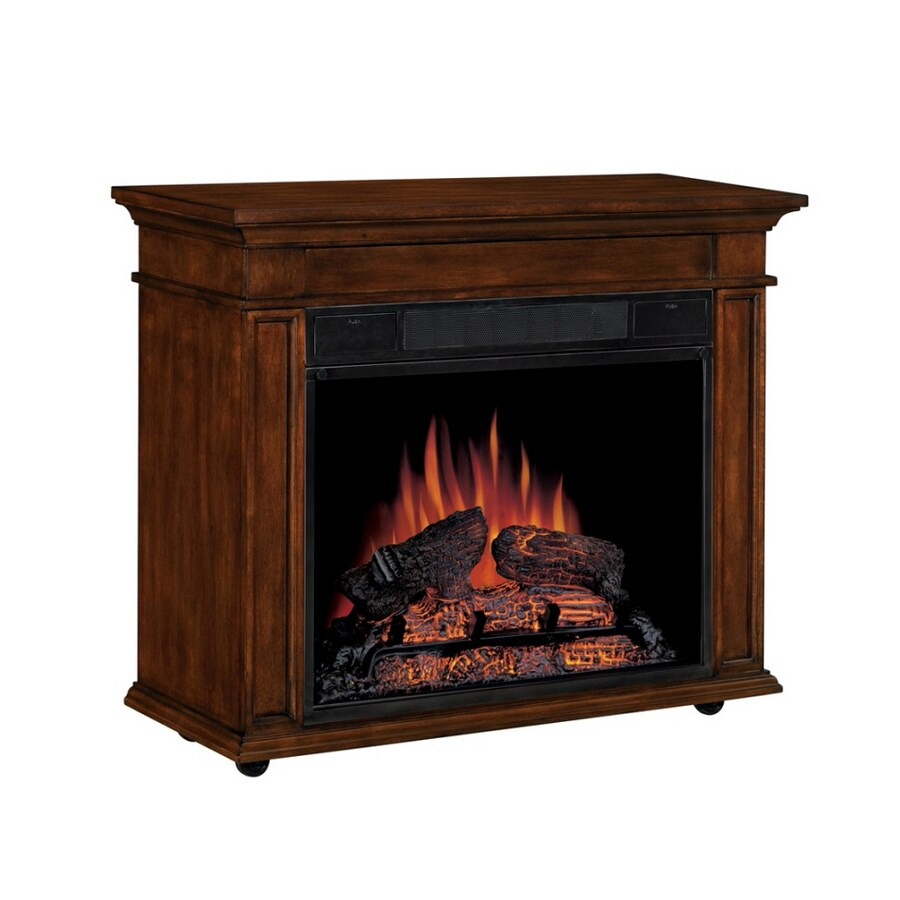 Shop Style Selections 23 Transitional All In One Electric Fireplace At