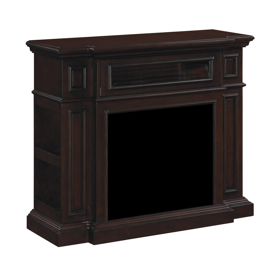 shop classicflame moulin rouge mocha rectangular fireplace