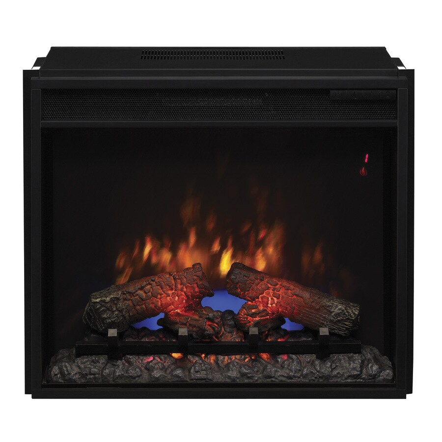 Shop Classicflame Black Electric Fireplace Insert