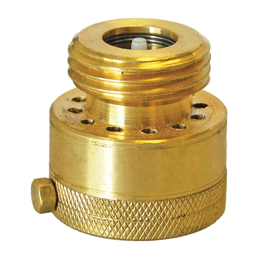 AMERICAN VALVE 3/4-in Brass Male In-Line Vacuum Breaker