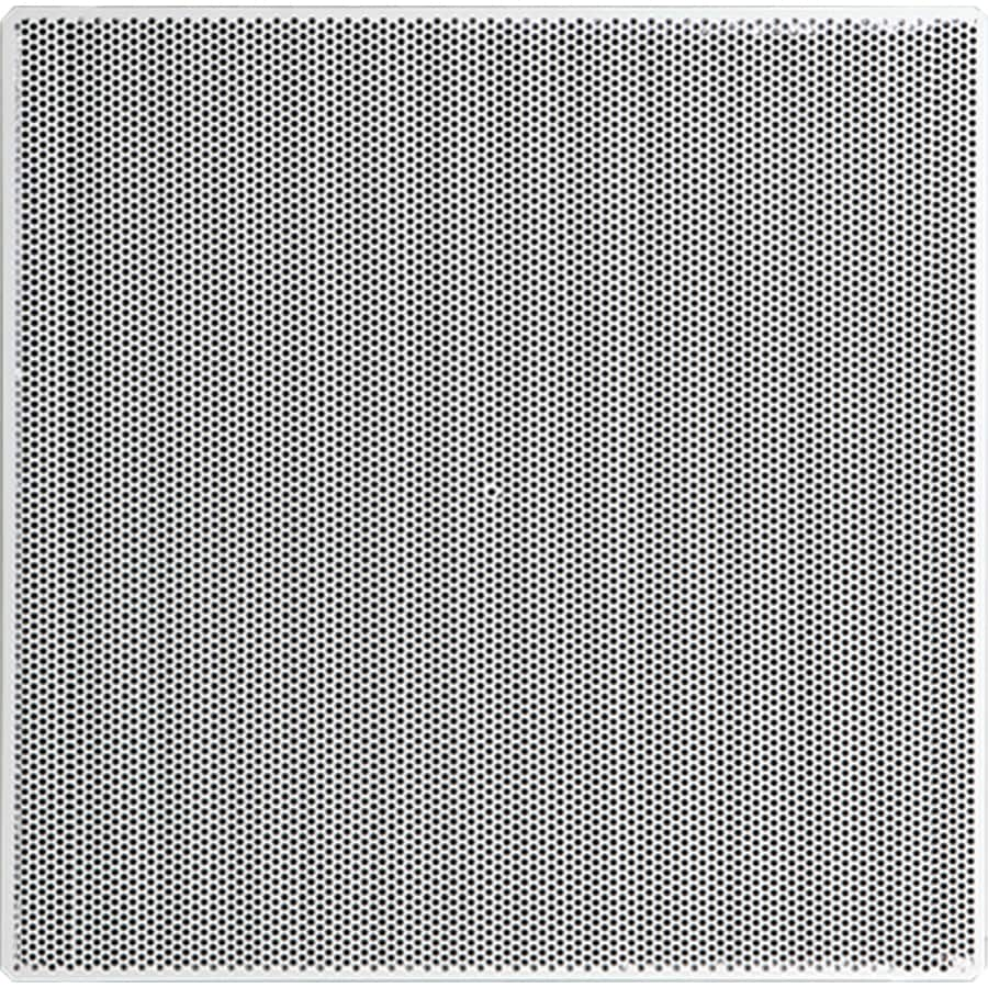 Accord Ventilation 953R6 White Steel Ceiling Diffuser (Rough Opening: 24-in x 24-in; Actual: 24-in x 24-in)