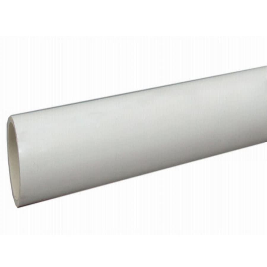PVC Type 1 Round Rod 3 inch x 12 inches Gray 3.000