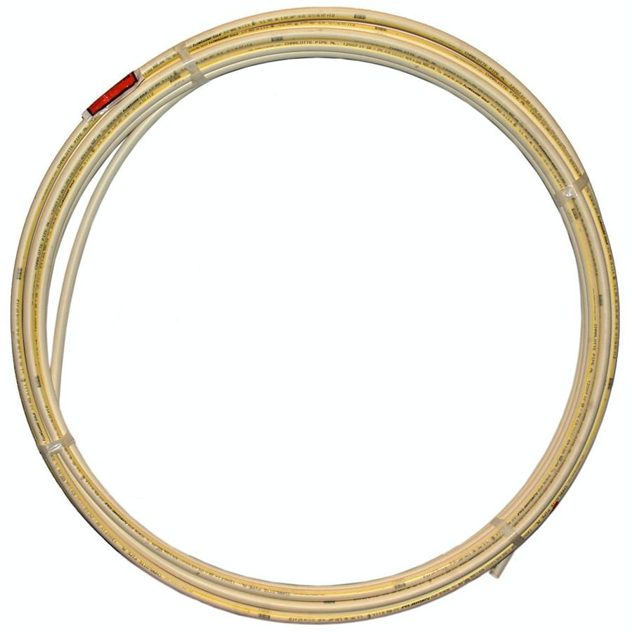 Charlotte Pipe 3/4-in x 100-ft 400-PSI CPVC Hot Cold Pipe
