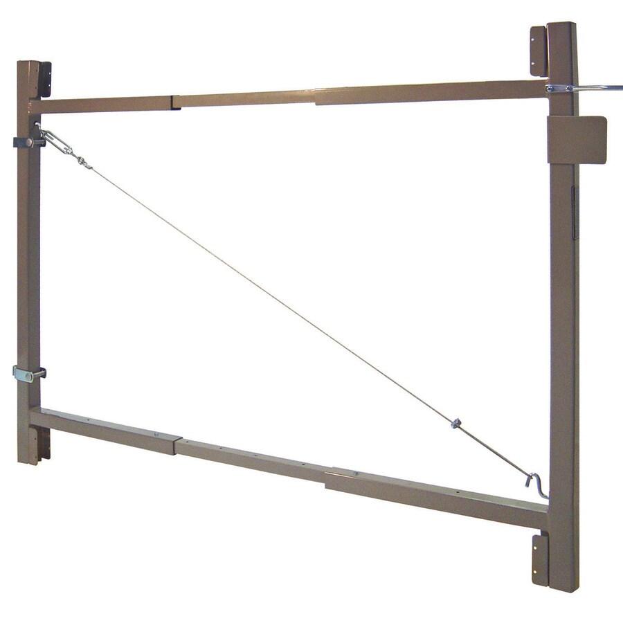Adjust-A-Gate Original Steel-Painted Gate Frame Kit
