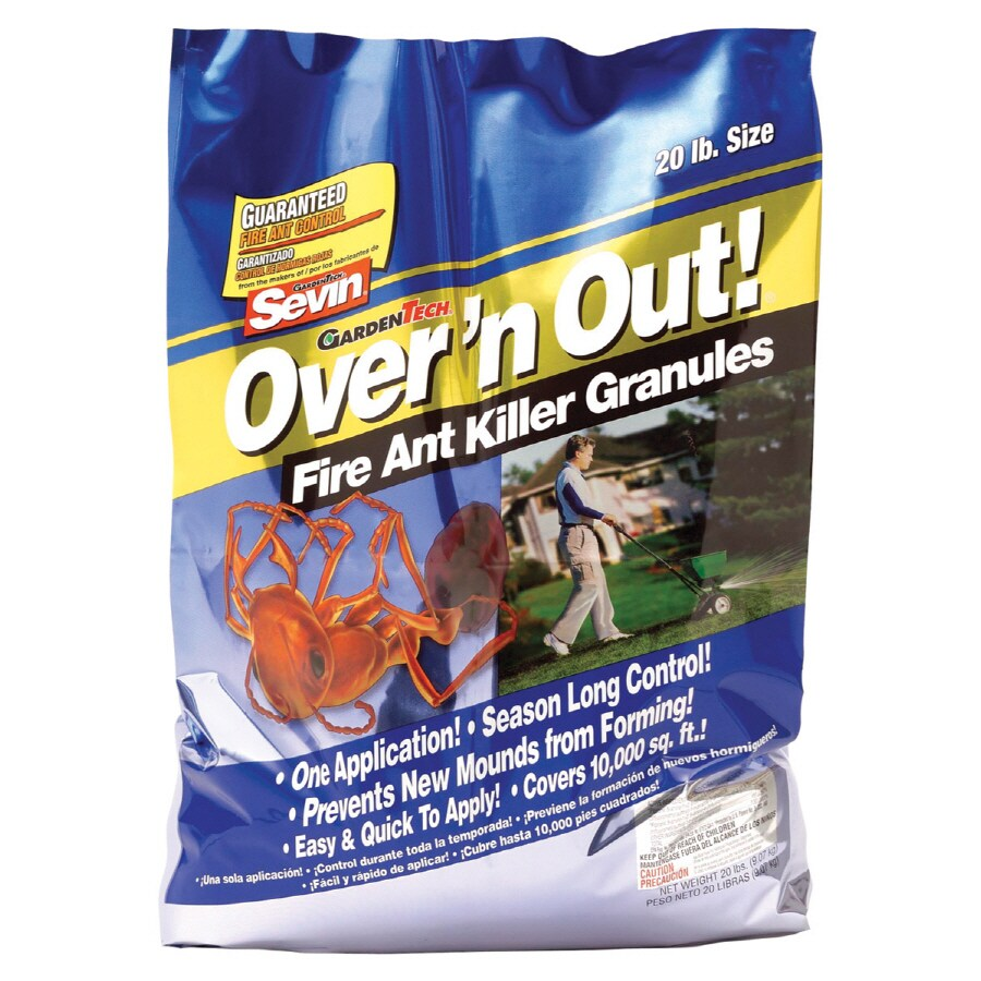 Over 'n Out Fire Ant Killer