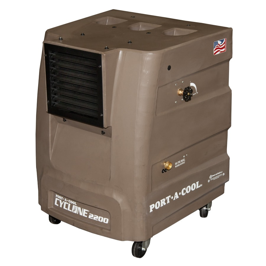 Port-A-Cool 500-sq ft Portable Evaporative Cooler (2,200-CFM)