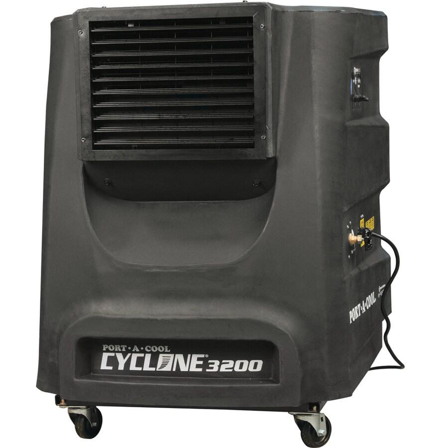 Port-A-Cool 700-sq ft Portable Evaporative Cooler (3200 CFM)