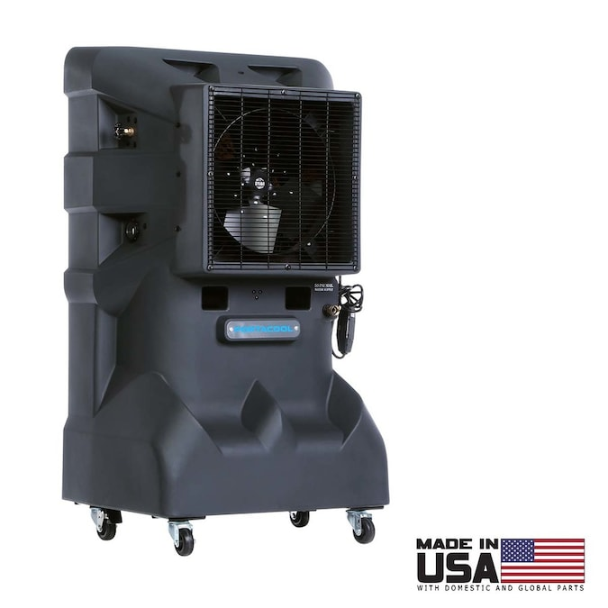 Portacool 900-sq ft Portable Evaporative Cooler (3900-CFM ...