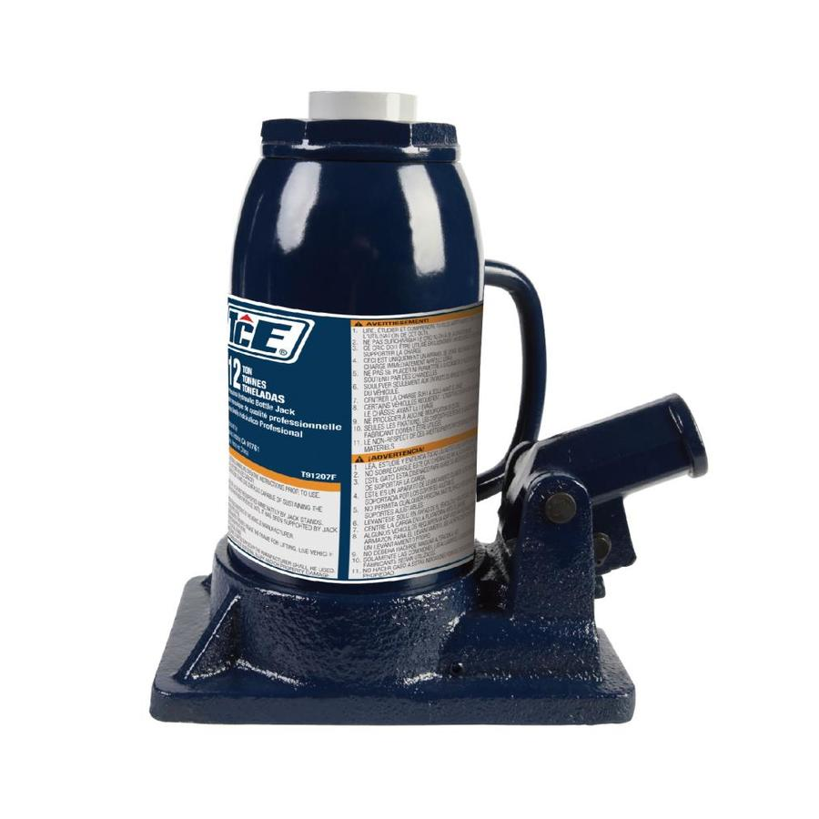 TCE Stubby Commercial Use Bottle Jack