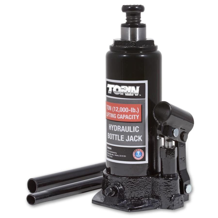 Torin 6-Ton Bottle Jack with Case