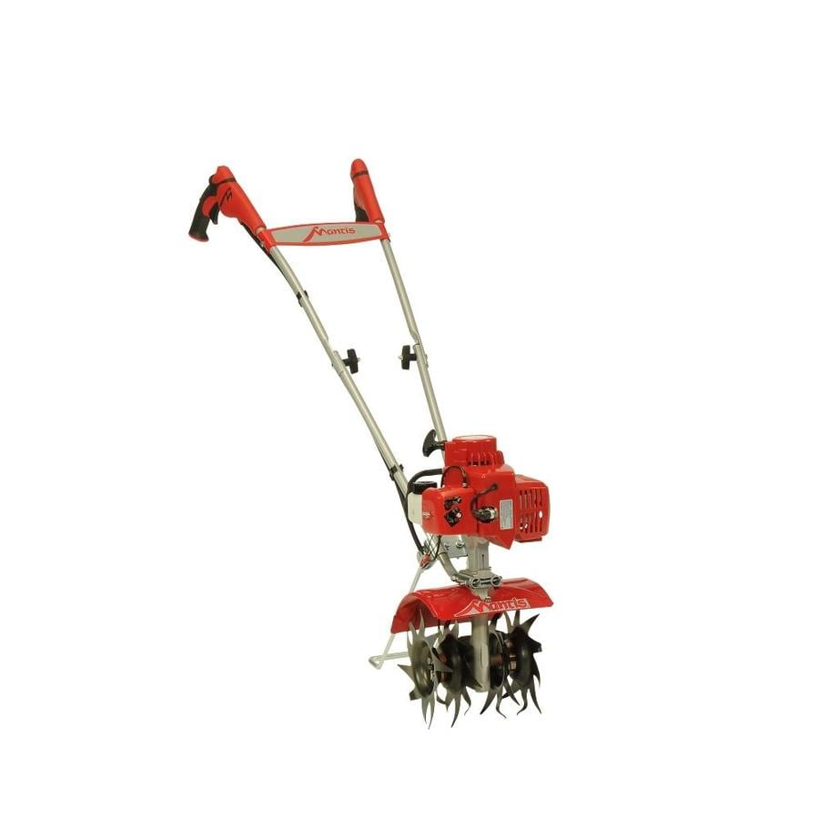 Shop Mantis Mini Tiller Cultivator 25 Cc 9 In Front Tine