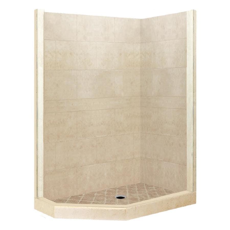Shop American Bath Factory Sonoma Medium Sistine Stone Wall Stone Composite F