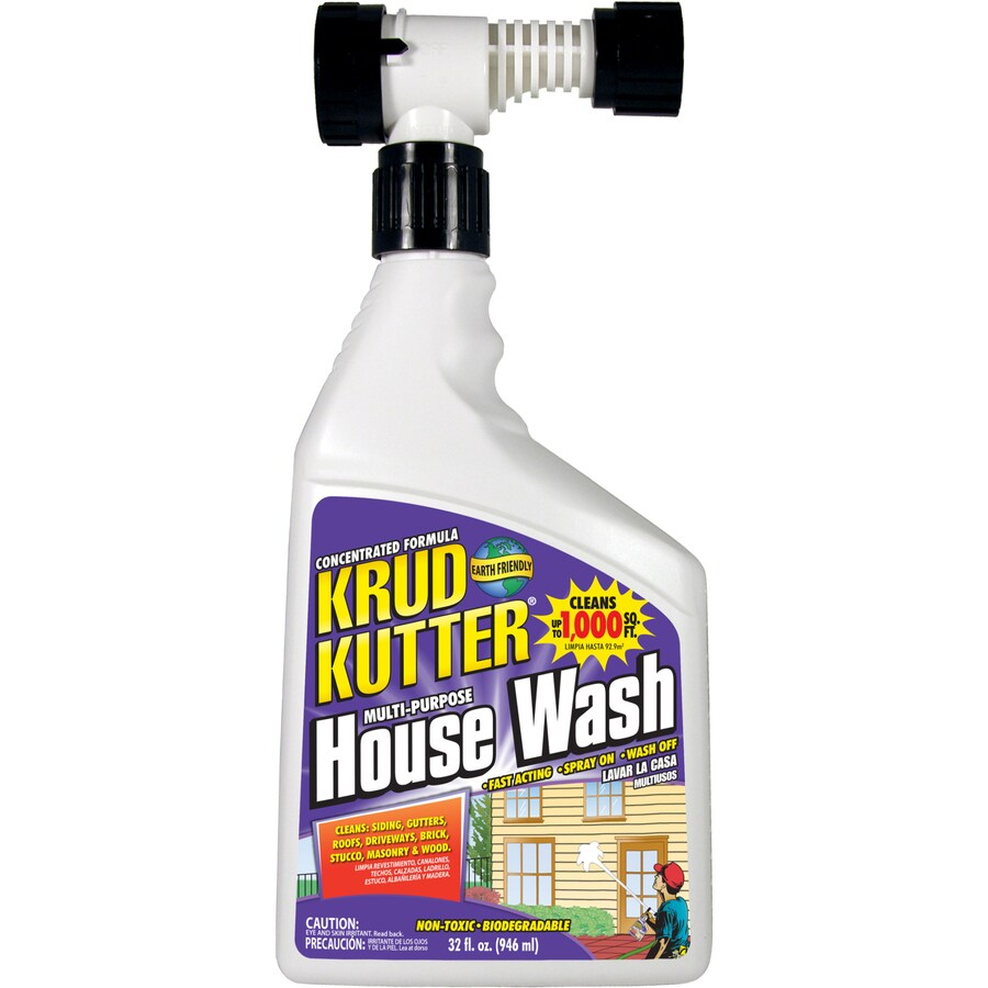 Krud Kutter 32-fl oz Deck Cleaner