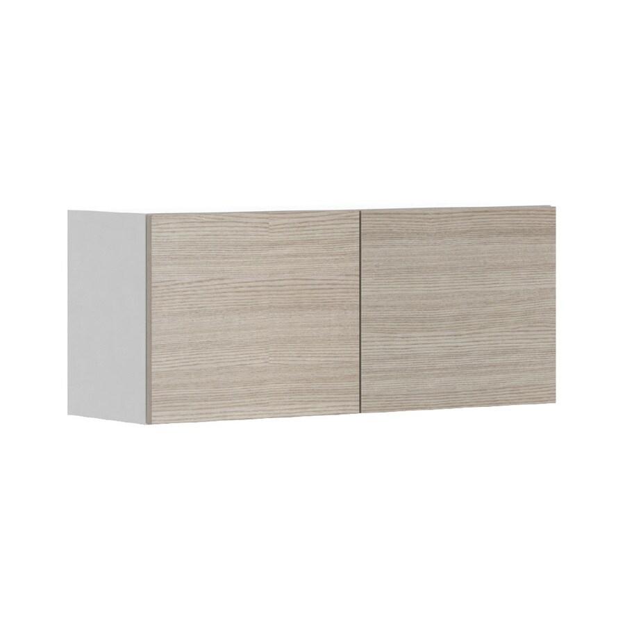 K Collection 35.875-in W x 15.125-in H x 11.625-in D Kaden Slab Door Wall Cabinet