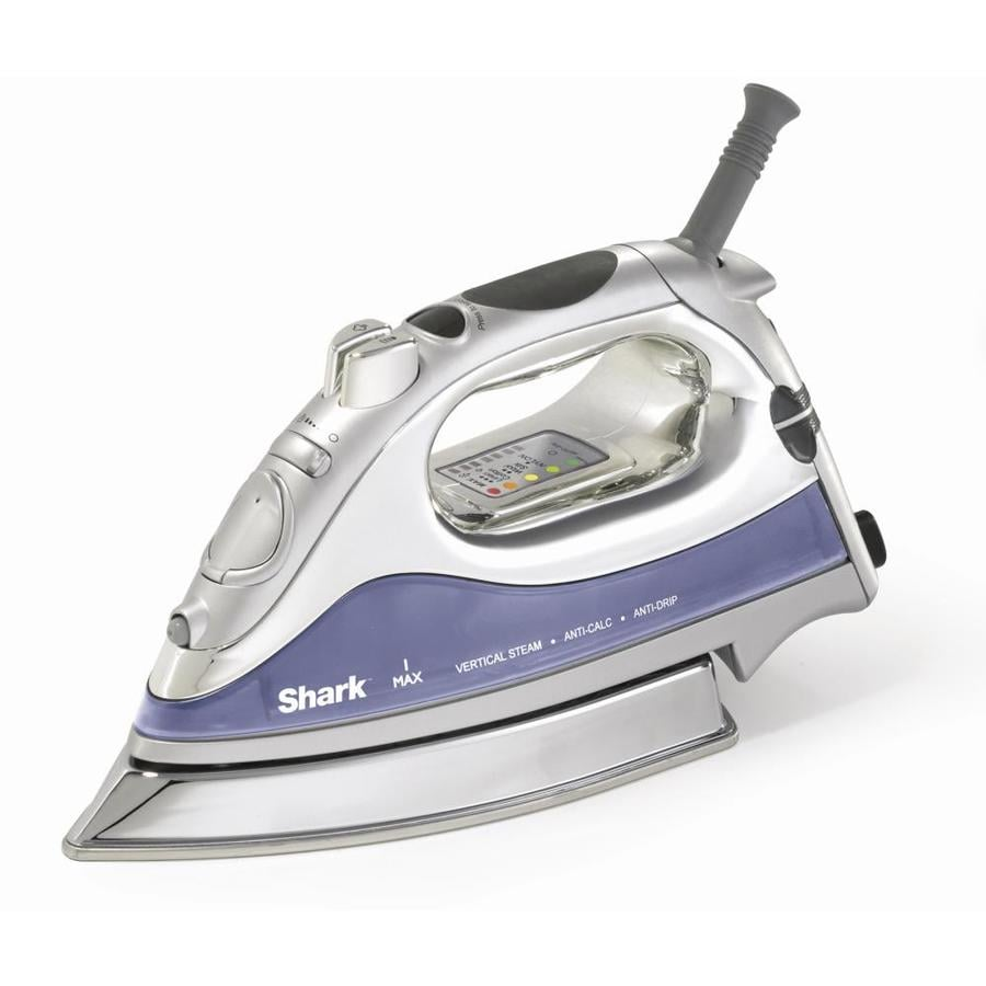 Shop Shark Auto Steam Iron With Auto Shut Off At Lowes Com