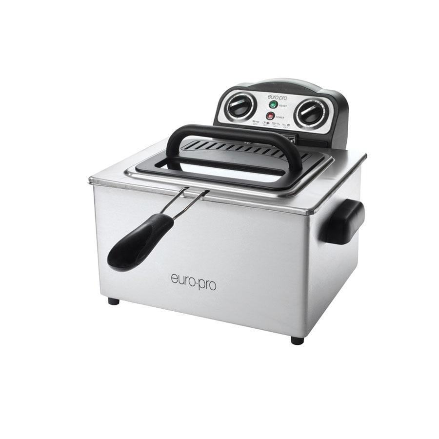 Euro-Pro 4-Quart Deep Fryer