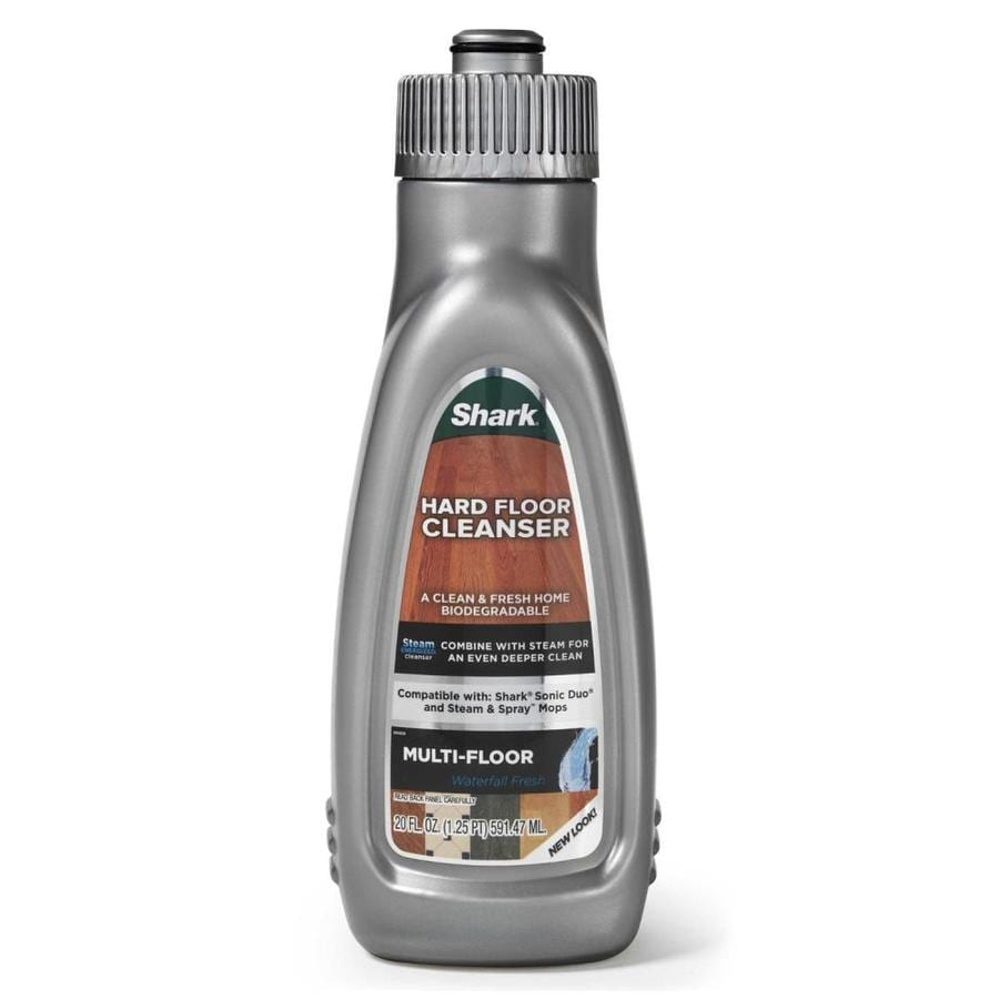 Shop Shark 20 Oz Shark Hard Floor Cleanser At Lowes Com