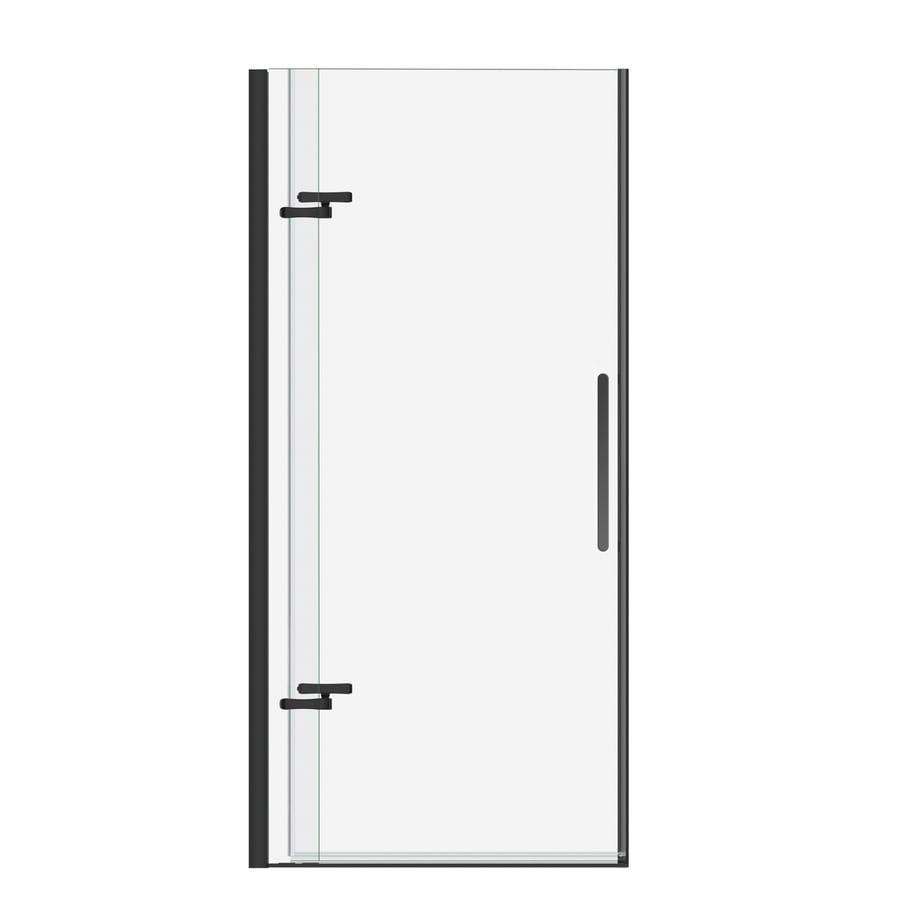 MAAX Bliss 32.5-in to 35.5-in Frameless Pivot Shower Door