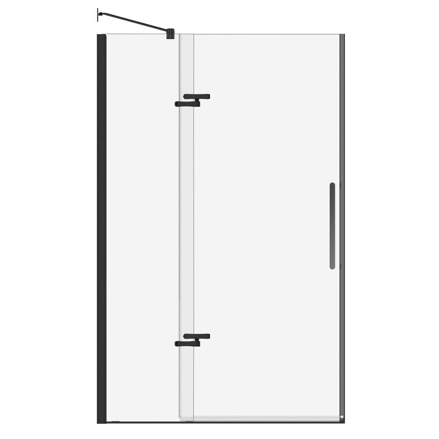 MAAX Bliss 44-in to 47-in Frameless Pivot Shower Door
