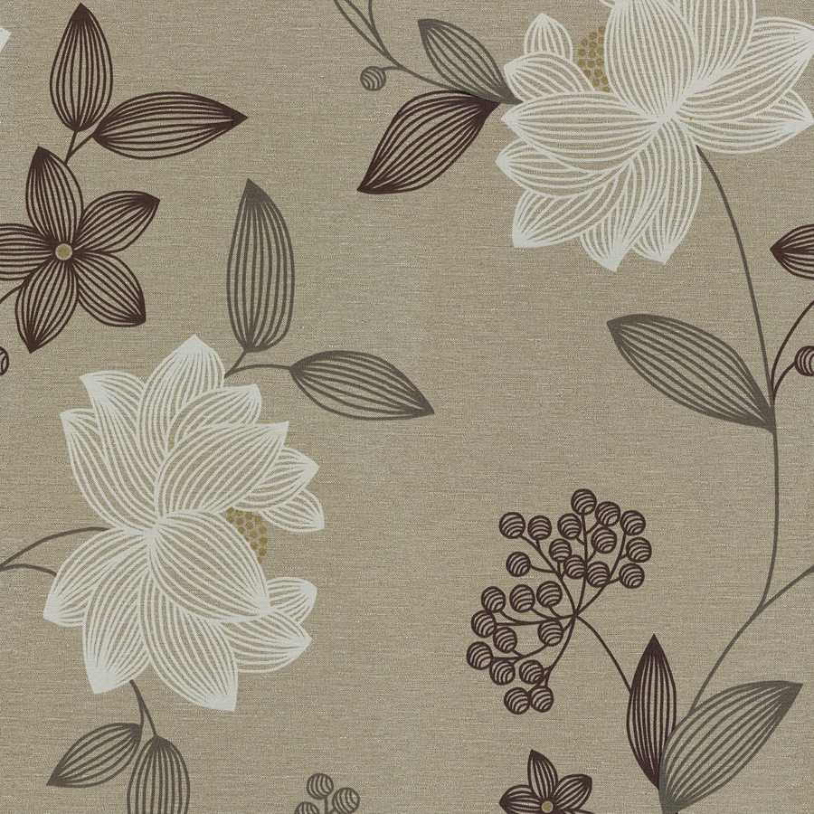 allen + roth Strippable Non-Woven Prepasted Classic Wallpaper