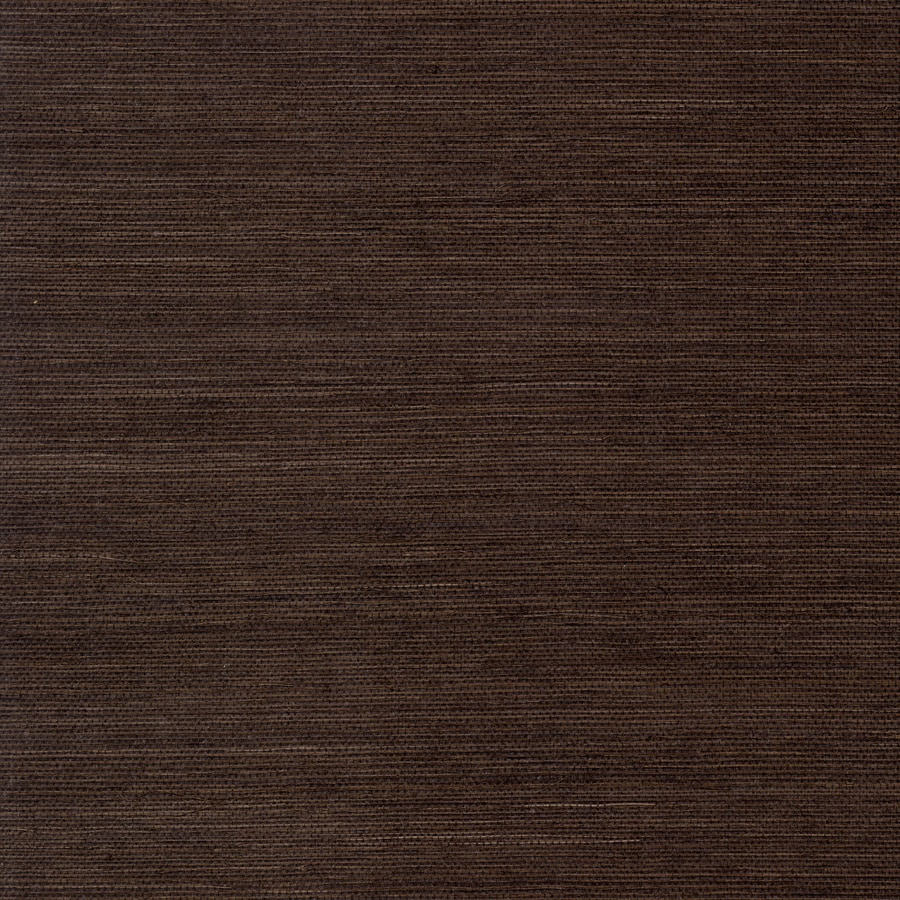 Shop allen roth neutral brown grasscloth unpasted for Textured wallpaper for bathroom