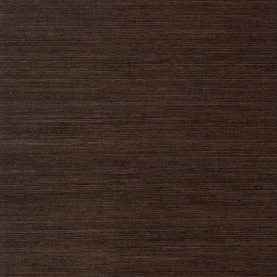 Shop Allen Roth Neutral Brown Grasscloth Unpasted