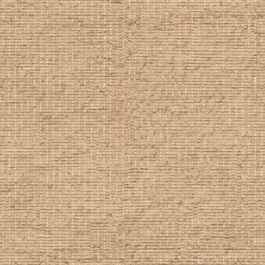 Shop allen roth brown strippable non woven paper for Prepasted wallpaper