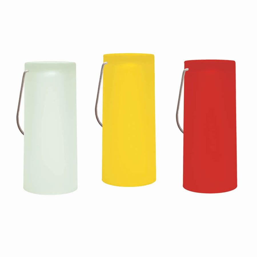 Inglow 1 Plastic Cylinder LED Light