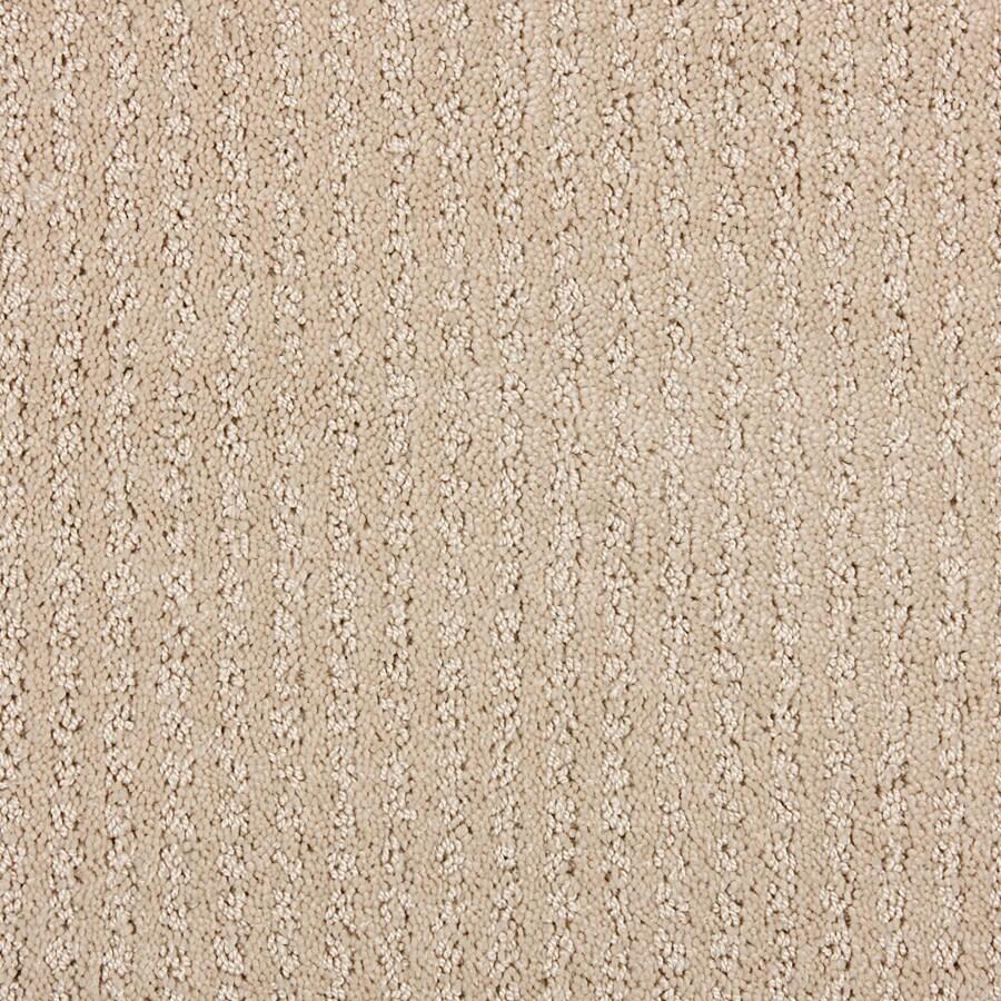 STAINMASTER PetProtect Sardi Gardenia Beach Cut and Loop Indoor Carpet