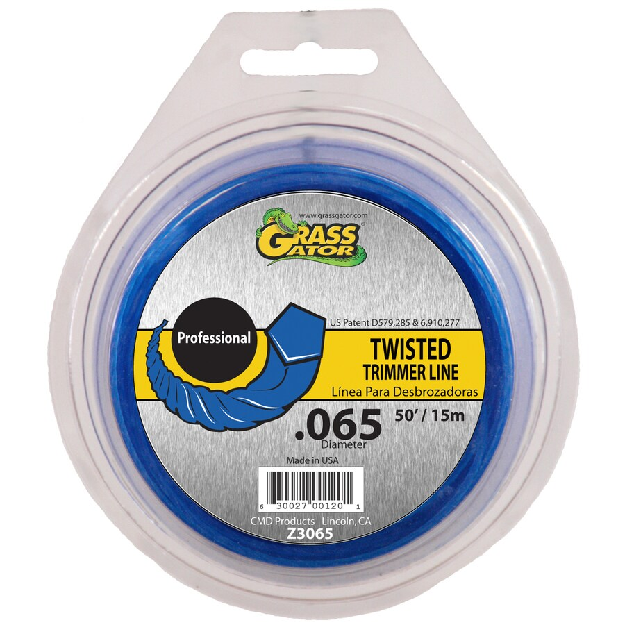 Grass Gator 50-ft Spool 0.065-in Trimmer Line