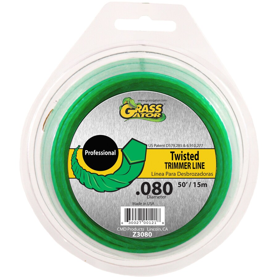 Grass Gator 50-ft Spool 0.08-in Trimmer Line