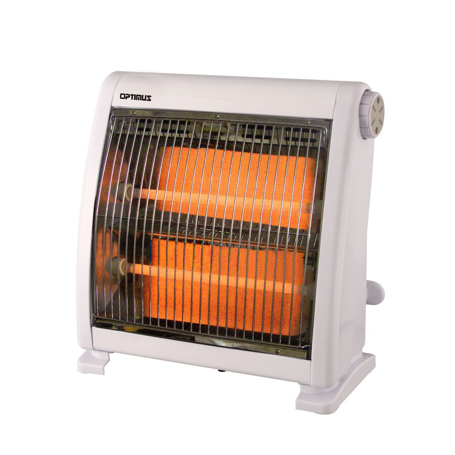 Utilitech 2,729-BTU Quartz Radiant Compact Personal Electric Space Heater