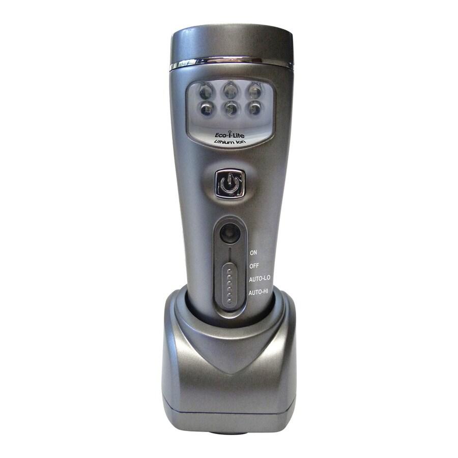 Capstone Eco-i-Lite 60-Lumen LED Emergency Rechargeable Battery Flashlight