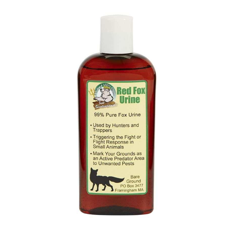 Just Scentsational 4-oz Ready-to-Use Bottle of Fox Urine