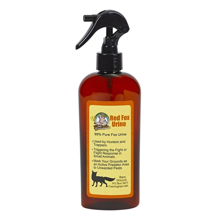 Just Scentsational 8-oz Ready-to-Use Trigger Bottle of Fox Urine
