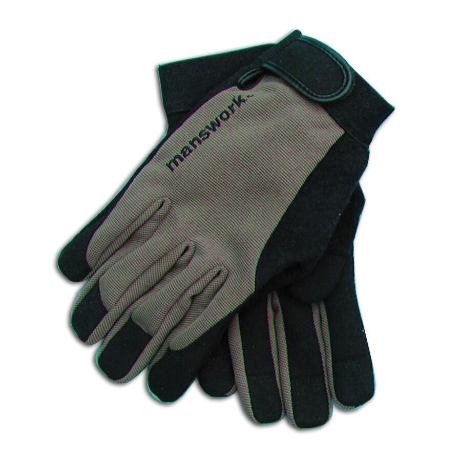 Womanswork Large Men's Work Gloves