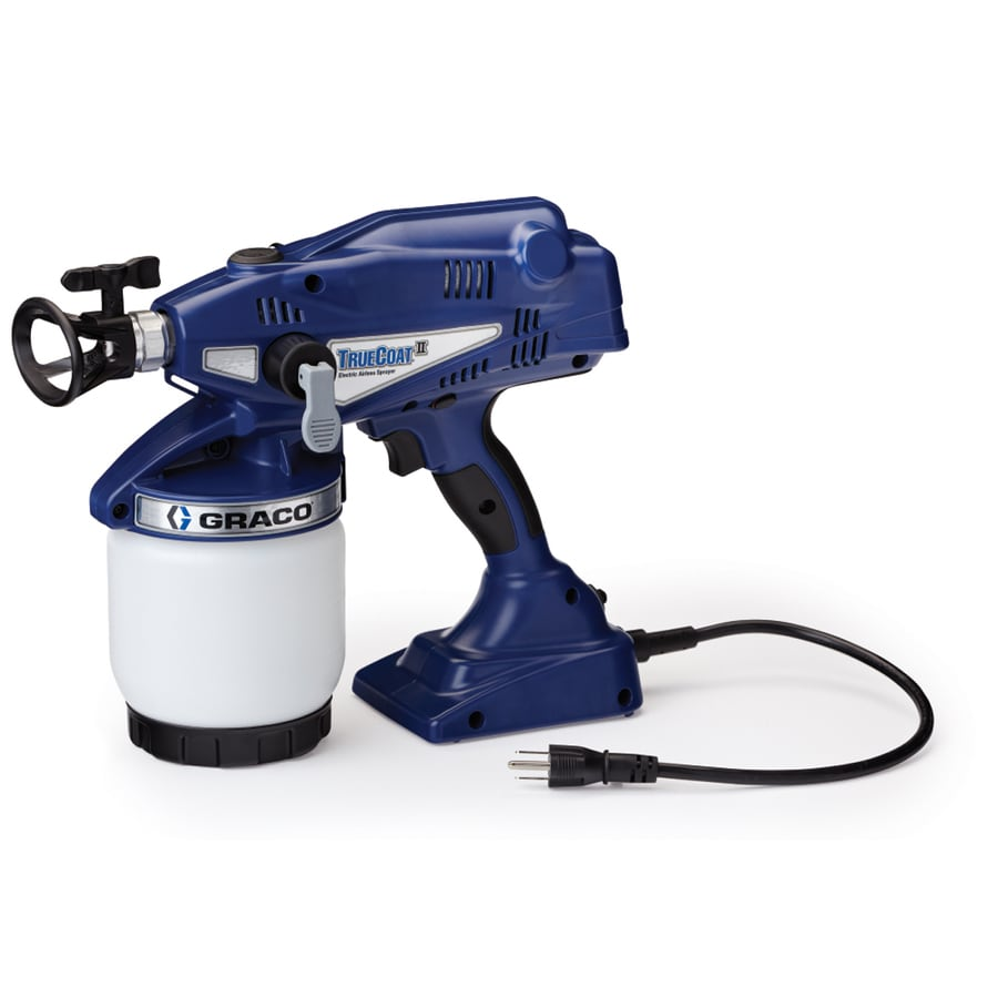Graco TrueCoat II 2000-PSI Electric Handheld Airless Paint Sprayer