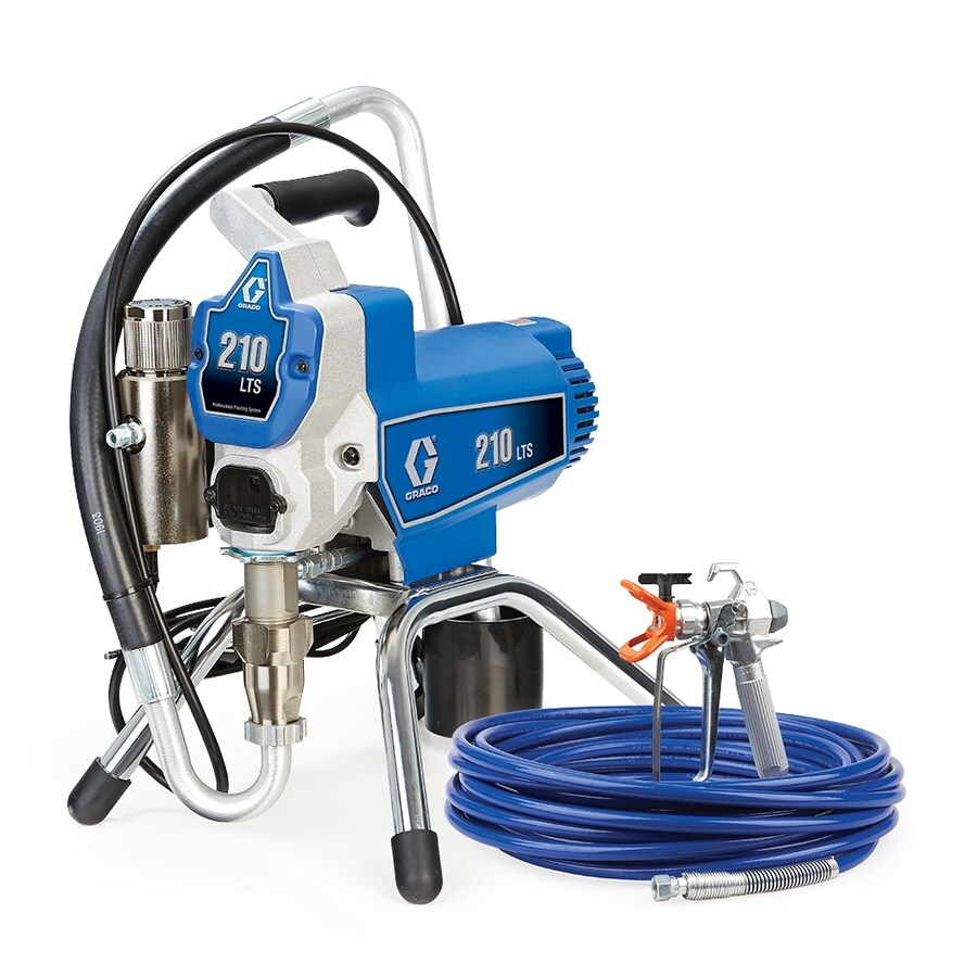 Graco 210LTS Stand Electric Stationary Airless Paint Sprayer