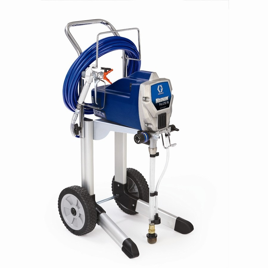 Graco Magnum Pro LTS19 3000-PSI Electric Stationary Airless Paint Sprayer