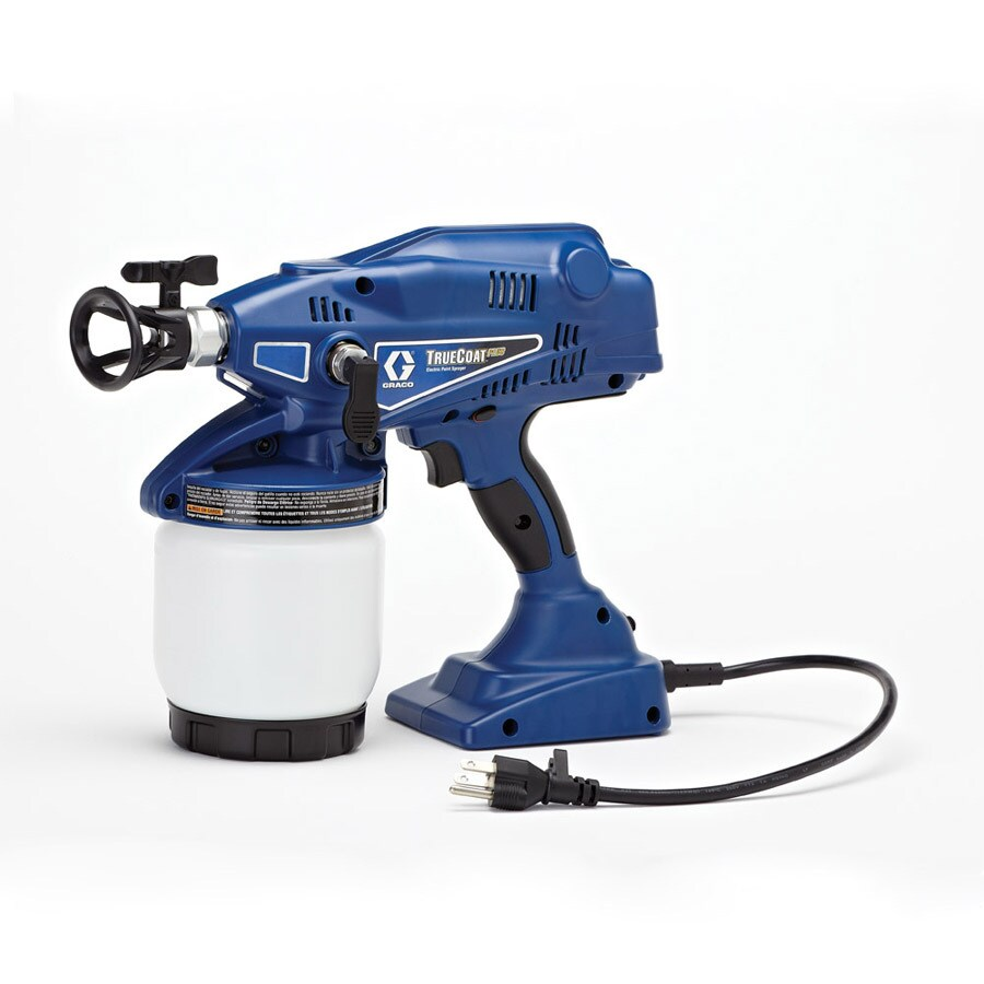 Graco TrueCoat Plus Airless Handheld Paint Sprayer