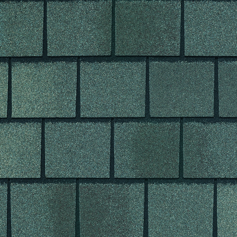CertainTeed Hatteras 33.33-sq ft Georgetown Gray Laminated Architectural Roof Shingles