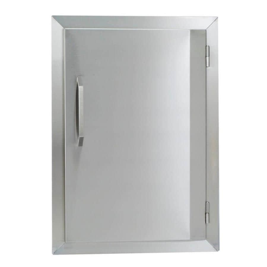 Bullet Built-In Grill Cabinet Single Door