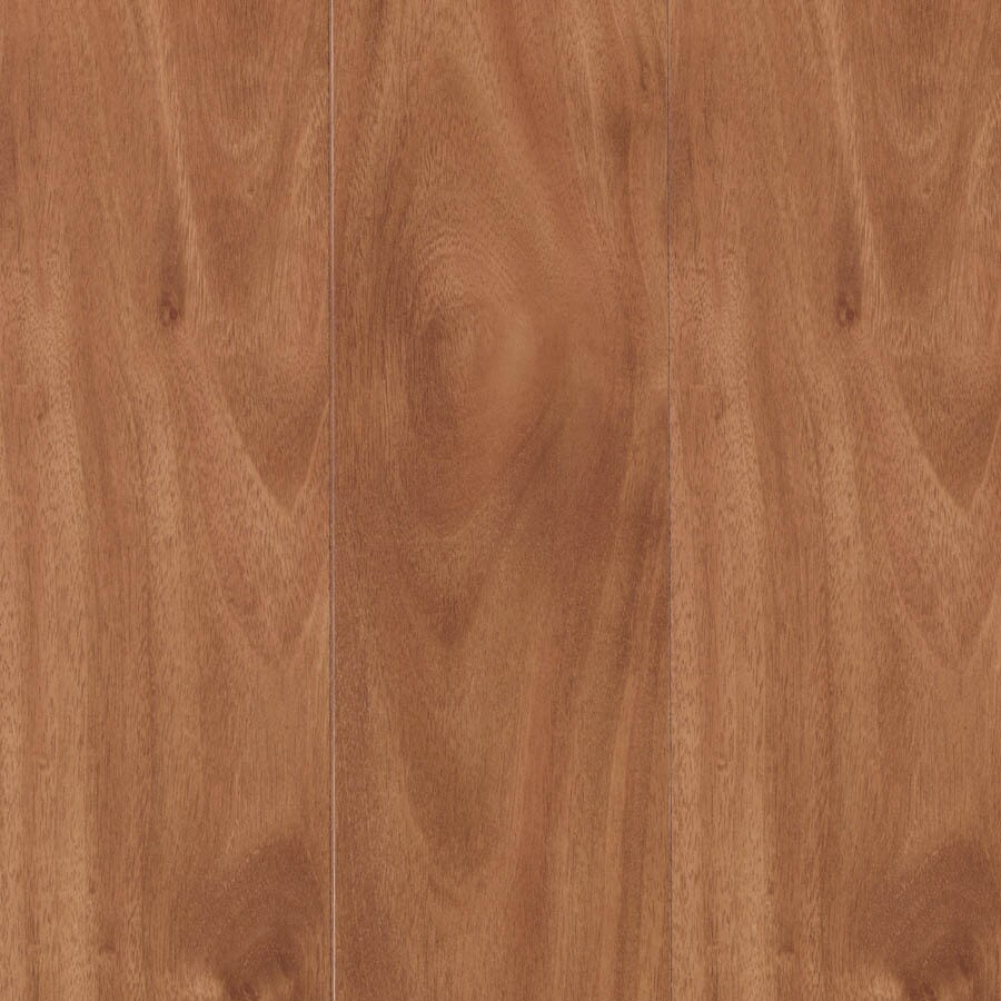 allen + roth Laminate 4.84-in W x 3.93-ft L Natural Wood Plank Laminate Flooring