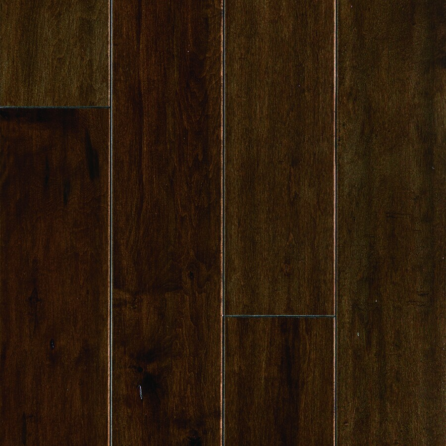 Mohawk Alston Mocha Maple Hardwood Flooring (22.5-sq ft)