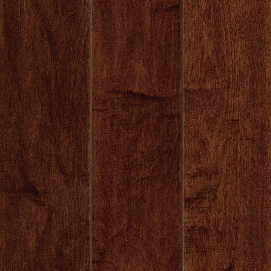 Pergo American Era 5-in Handscraped Truffle Maple Hardwood Flooring (19-sq ft)